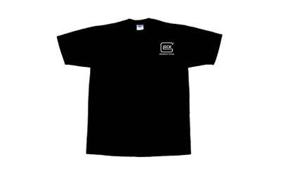 Glock AA11004 T-Shirt Perfection Short Sleeve Cotton Medium Black