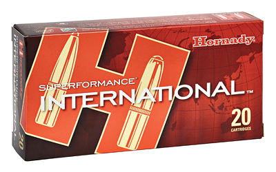 Hornady Superformance 6mm Creedmoor 90 gr GMX 20 Bx/ 10 Cs