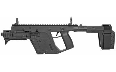 Kriss USA KV90PSBBL31 Vector Gen II SDP SB 9mm Luger 6.50in. 17+1 Black Black Polymer Grip SB Tactical SBX-K Arm Brace