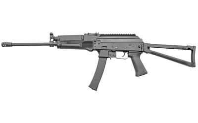 Kalashnikov USA KR-9 9mm Luger 16.25in. 30+1 Black Folding Stock