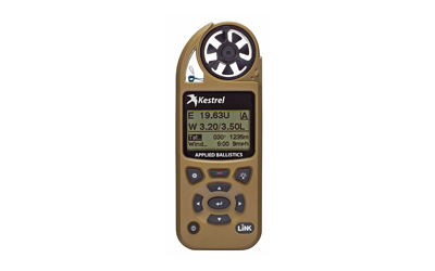 Kestrel Elite, Weather Meter w/ Applied Ballistics, Link Wireless Connectivity, FDE 0857ALFDE