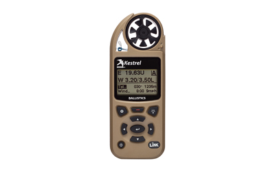 KESTREL(NIELSEN-KELLERMAN 0857BLTAN 5700 Ballistics Weather Meter Tan AA