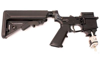 KNIGHTS MFG COMPANY 25780 Lower Receiver IWS SR-15 Rifle 223 Rem,5.56x45mm NATO Black