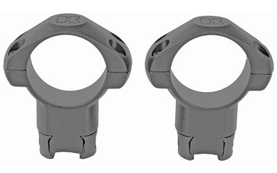 "Konus High 1"" Steel Ring Mounts, For Airgun/22, Ri"