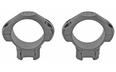 "Konus Low 1"" Steel Ring Mounts, For Airgun/22, Rin"