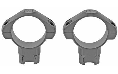 Konus High 30mm Steel Ring Mounts, For Airgun/22,