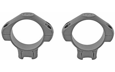 Konus Low 30mm Steel Ring Mounts, For Airgun/22, R
