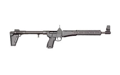 Kel-Tec SUB2K40GLK23 Sub-2000  Semi-Automatic 40 Smith & Wesson (S&W) 16.25 10+1 3-Position Synthetic Black Stk Black in.