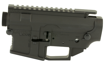 LanTac USA LLC Raven, Semi-Auto, Lower/Upper Set, 223 Rem, 556NATO, 01-RV-SET-N15-RAVEN