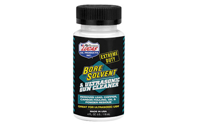 Lucas Oil 10907 Extreme Duty Bore Solvent Cleaner 4 oz