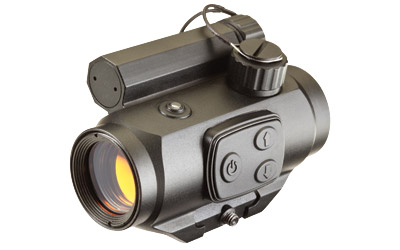 LUCID OPTICS M7 Red Dot, 1X25, M5 Reticle, 4MOA Dot, Matte Black Finish, Picatinny Mount L-M7