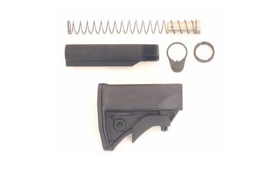 LWRC 2000092A01 LWRCI AR-15|M-16 Synthetic Black