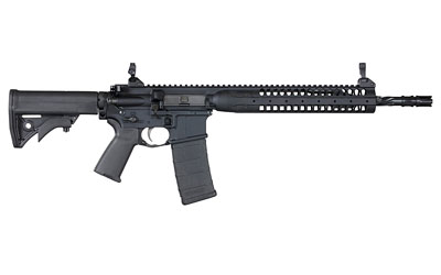 LWRC ICR5B16SPRCA Individual Carbine SPR *CA Compliant* Semi-Automatic 223 Remington|5.56 NATO 16.1 10+1 Adjustable Black Stk Black Nitride in.