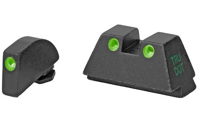Meprolight Tru-Dot, Tritium Suppressor Sight, Gree