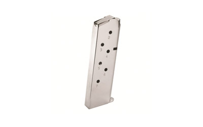Rem Accessories 19660 1911 45 ACP Replacement Magazine 7rd Nickel