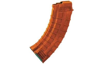 Tapco 16648 Intrafuse 7.62X39mm 30 rd AK-47 Composite Orange Finish