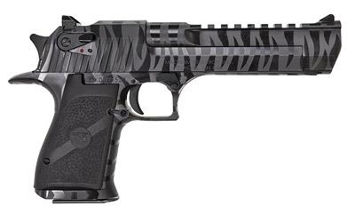 Magnum Research MK19 Desert Eagle Black Tiger Stripe .44Mag 6-inch 8rd