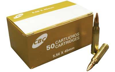Magtech 556C Sport Shooting Rifle Ammunition 5.56 NATO 77 GR Sierra Cannelured HPBT 50 Bx/ 20 Cs