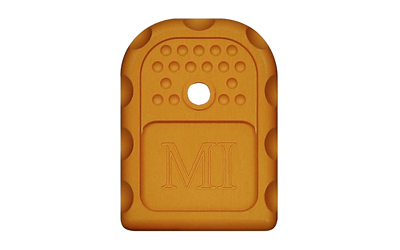 Midwest Industries Magazine Base Plate, 9mm/40 Cal, MI-GBP-9/40-ONG
