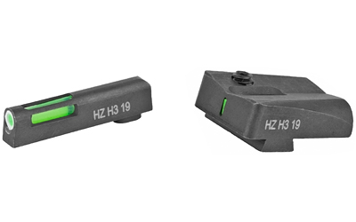 Hi-Viz LightWave H3 Express, For Glock 45/10mm, Tr
