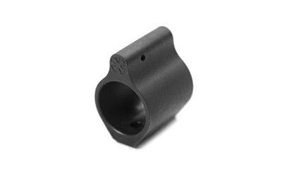 Noveske 5000215 Low Profile Gas Block .750  Steel Black Phosphate in.