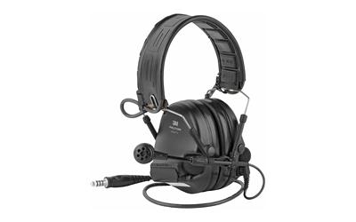 3M/Peltor Swattac Vi, Electronic Earmuff W/ Boom M