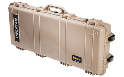 Pelican Cases PELICAN CASE 35.75 X 13.75 X 5 TAN 1700-000-190