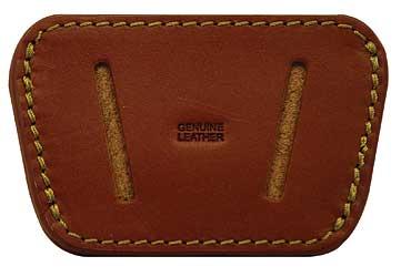 Peace Keeper 035 Belt Slide Inside|Outside Pants Medium|Large Frame Auto Leather Tan