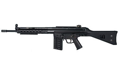 PTR 102 FR  Semi-Automatic 308 Winchester|7.62 NATO 18  20+1 Synthetic Black Stk Black in.