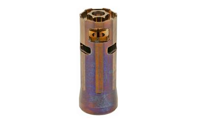 Q LLC BRQUICKIE Bottle Rocket Enhanced Brake Copper 17-4 Stainless Steel