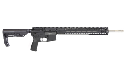 Radical Firearms AR-15 MHR 224 Valkyrie 18in. 15+1 Black Hard Coat Anodized 6 Position MFT Minimalist Stock
