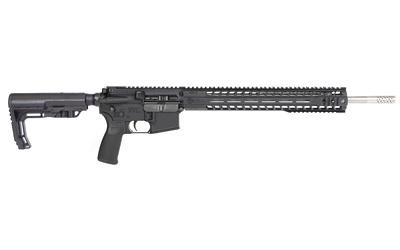 Radical Firearms AR-15 MHR 224 Valkyrie 18in. 15+1 Black Hard Coat Anodized 6 Position MFT Minimalist Stock