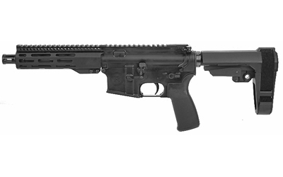 Radical Firearms Forged FCR 5.56 NATO 7.50in. 30+1 Black Hard Coat Anodized