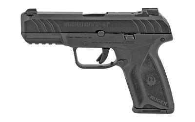 Ruger 3825 Security-9 Pro 9mm Luger 4in. 15+1 Black Blued Steel Black Polymer Grip