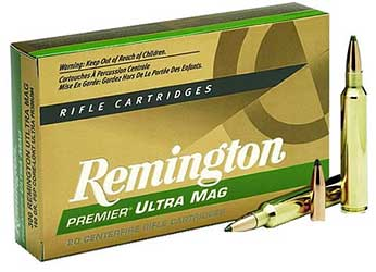 Rem Ammo PR7SM2 Core-Lokt 7mm Rem Short Action Ultra Mag PSP 150 GR 20Box|10Case