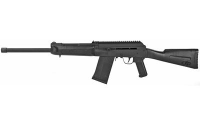 SDS Imports LH-12 Black 12 Gauge 19in. 3in. 5+1