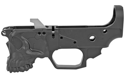 Sharps Bros Llc Sblr10 Jack9 Ar Platform 9Mm/40 S&W/357 Sig Black Hard Coat Anodized