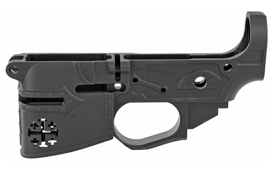 Spikes STLB600 Rare Breed Crusader AR Platform Multi-Caliber Black Hard Coat Anodized