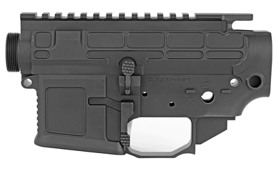San Tan Tactical Stt15Pillarcombo Stt-15 Pillar Receiver Combo Ar-15 Multi-Caliber Black Anodized