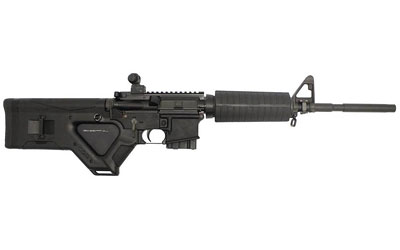 Stag Arms SA2FD Model 2F Featureless Semi-Automatic 223 Remington|5.56 NATO 16 10+1 Hera CQR Featureless Black Stk Black in.