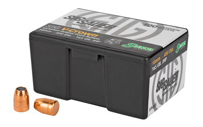 Sierra Bullets V-Crown, 10MM, 165Gr, .400 Diameter