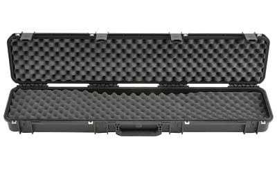 SKB 3i4909SR iSeries 4909 Single Rifle Case 49x9 in. x5 in.  Waterproof Black in.