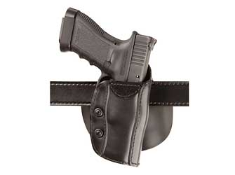 Safariland 56883411 568 Custom Fit  Glock 17|22 SafariLaminate Black