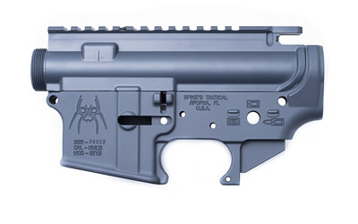 Spike's Tactical Upper/Lower Receiver Set, Semi-auto, 223 Rem/556NATO, STS1515
