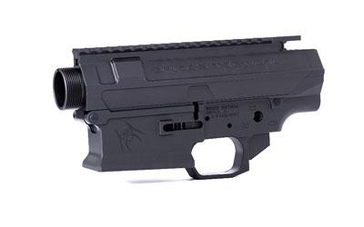 Spikes STSBX10 Billet Lower 308 Cal AR-10 AR Platform 308 Winchester|7.62 NATO Black