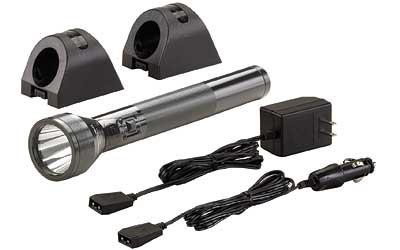 Streamlight 20703 SL 20L Flashlight Charger 120V NiMH Black 2 Sleeves