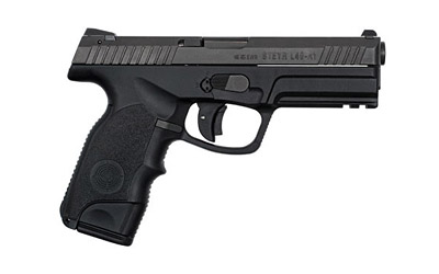 Steyr 39.621.2KSD L9-A1TB Double 9mm 5 17+1 Black Polymer Grip in.