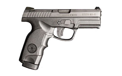 Steyr 39.723.2KSD M9-A1TB Double 9mm 4.5 17+1 Black Polymer Grip in.