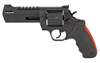 Taurus 2357051RH Raging Hunter 357 Mag 7 Round 5.13in. Black Aluminum Black Rubber Cushion Insert Grip