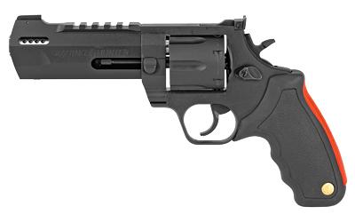 Taurus 2440051RH Raging Hunter 44 Rem Mag 6 Round 5.13in. Black Aluminum Black Rubber Cushion Insert Grip
